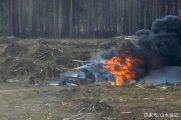 一架直升机坠毁 煤老板与女大学生遇难
