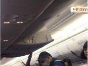 吓出一身冷汗!中国游客突然打开紧急舱门 泰国飞机正起飞滑行