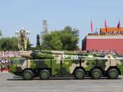 美媒:中国向南海试射反舰弹道导弹