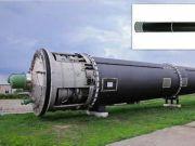"""俄""""最强洲际导弹""""性能首次公开:射程达1.8万公里"""