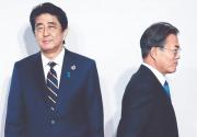 日本突然发动制裁 韩国媒体头版炸了锅