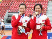 中国网球女双大运会摘金 18年后重现昔日辉煌