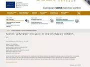 """欧盟伽利略卫星导航系统""""挂""""了:24颗卫星全崩溃"""