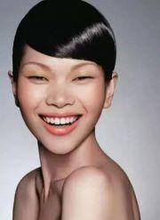 """""""中国第一丑模""""吕燕 与众不同也是美"""