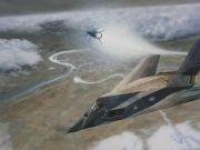 中国空军打隐身机居然用火箭炮练手