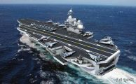 中国第4艘航母 将是核能巨兽?为突破难关 专家称应跨国合作