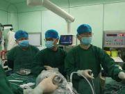 首例5G乳腺手术在宁完成 5G与MR远程技术支持手术