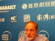 """美学者公开信主笔:联署""""中国非敌""""者远不止百人"""