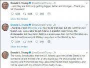 """被英驻美大使骂""""无能""""后 特朗普回击:他是""""蠢货"""""""
