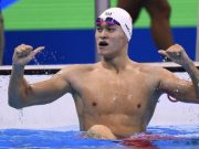孙杨放弃1500米自由泳