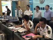 海南一渔船在南沙海域遇险沉没 32人获救