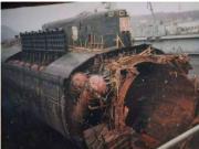 苏联30年前失事核潜艇残骸曝光 专家正进行监测