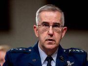 美军上将被指涉嫌性骚扰:亲吻拥抱触摸女下属