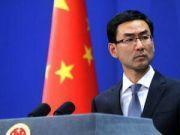 """外交部回应蔡英文涉港言论 某些人自己不过是个""""泥菩萨"""""""