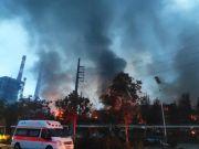 河南气化厂爆炸10死、5失联 半个月以来多次部署安全工作