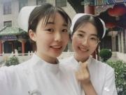 """""""史上最安全""""东单路口,俩95后护士再立功!"""