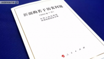 """新疆从来不是""""东突厥斯坦""""!国新办发布重磅白皮书"""