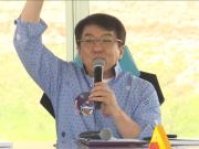 成龙呼吁成立基金保护古长城 自己愿捐出100万