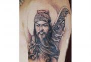 中国十大不能纹的纹身 原来纹身有这么多禁忌!