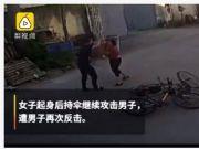 郭喜林:大妈打人被反殴是自受欺辱