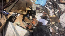 今天上午,哈尔滨一面馆爆炸,一男一女受伤,女子腿部受伤严重