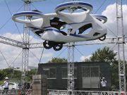 日本试飞飞行汽车:高度3米,期待2030能载人
