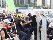 传上万深圳公安集结进香港,有可能吗?