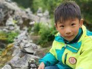 湖北8岁男孩景区失联 出动200多人搜寻无果