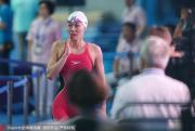 游泳世界杯刘湘50仰破纪录夺冠 闫子贝100蛙摘金