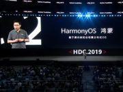 华为正式发布鸿蒙OS:四大优势领先安卓系统