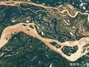 美国卫星拍摄中国画面,引起世界震惊,外媒:我们看到了什么?