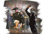 """香港激进分子叫嚣""""警察子女也要受株连""""遭怒斥"""