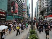 香港版颜色革命,想要推倒的是什么?