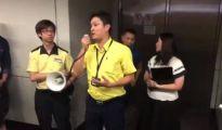 用普通话?内地记者在香港记者会遭嘲笑
