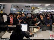 美国海关电脑发生故障:入关大排长龙波及多个机场