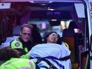 悉尼持刀伤人案至少6人受伤,含华人