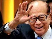 当香港面临回归以来最严峻局面时 李嘉诚去哪了?