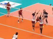 3-2大胜!中国女排击败日本,锁定四强后,再收1大好消息