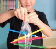 中国7岁男孩的科学实验海外圈粉 网友在线求解密