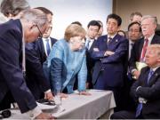"2019G7峰会或44年来首次不发联合公报外媒集体""唱衰"""