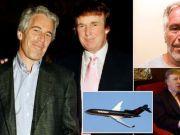 记者爆料:爱泼斯坦将未成年女孩扮成妇人带上特朗普私人飞机