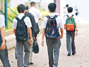 香港现768宗人肉欺凌 暴徒吓麻袋接警察子女放学