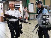 """""""光头警长""""刘sir等10名香港警员将参加十一庆典"""