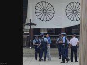 靖国神社遭人泼墨 53岁中国男子涉嫌器物损坏被捕