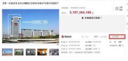 顶级豪宅拍卖!距鸟巢500米 拍卖价格约3.72万每平