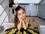 """有个""""全球最美""""的女儿是种什么体验?"""