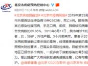 北京确诊1例人感染H5N6禽流感病例,曾接触来自外省的禽类