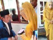 27岁姑娘倒追83岁大爷 认识仅一个多月就闪婚