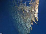 泰坦尼克号残骸腐蚀严重 2030年或完全消失