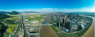 """开改革先河""""中国第一座农民城""""龙港撤镇设市"""